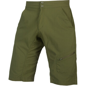 Endura Hummvee Lite Shorts with Liner Men, olive green